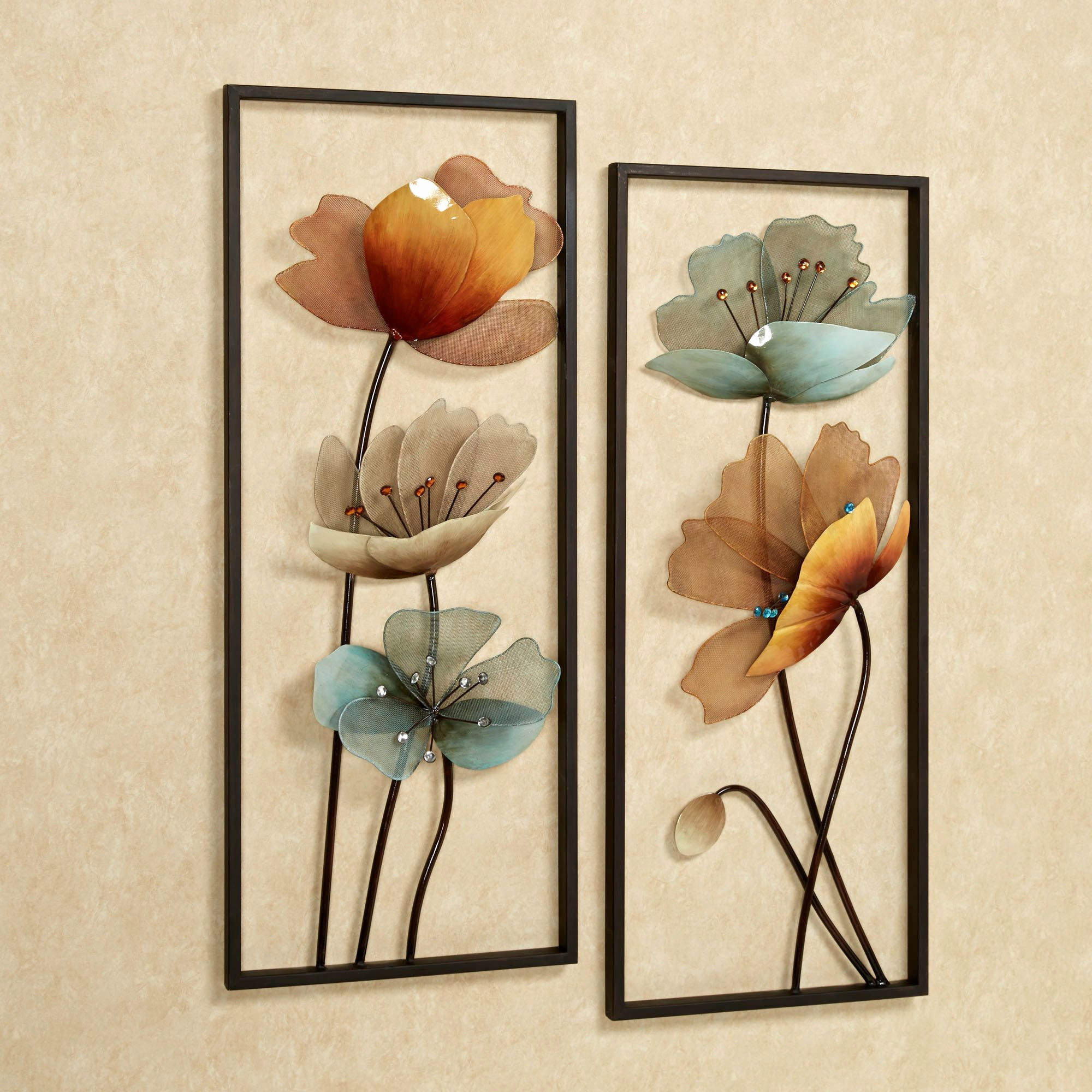 rustic wall vase of metal floral wall decor elegant h vases wall hanging flower vase inside gallery of metal floral wall decor