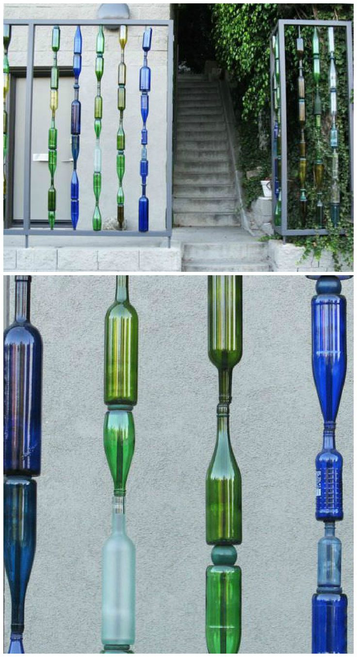 san miguel recycled glass vase of 21 best auntie dees designs images on pinterest auntie bottle pertaining to garden fence with recycled glass bottles