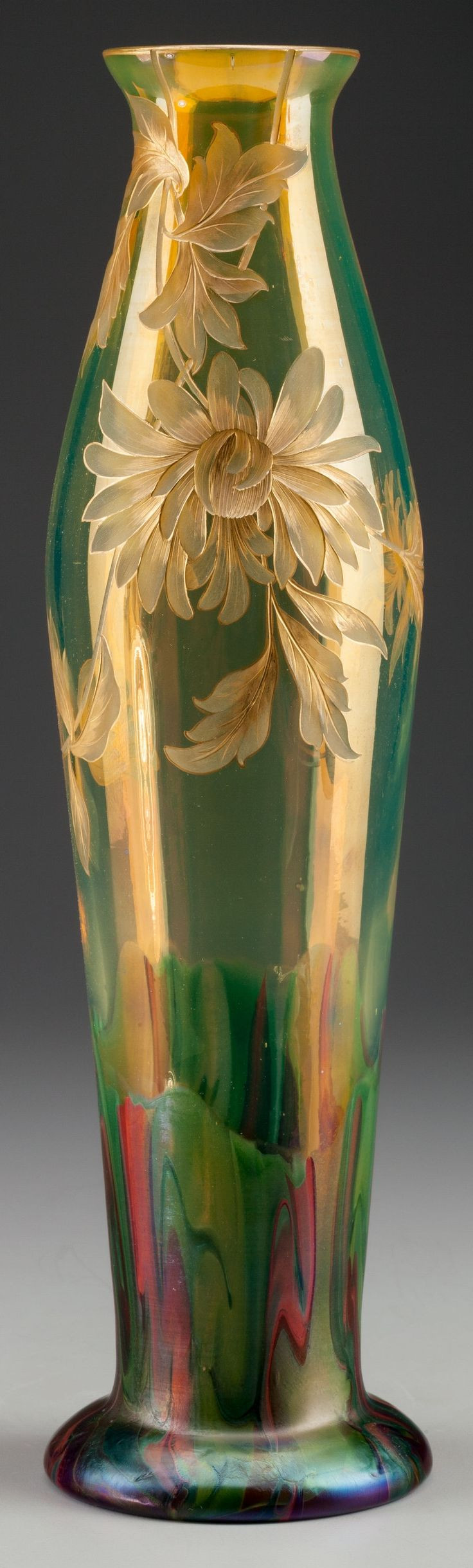 san miguel recycled glass vase of 3034 best household items images on pinterest antique silver in rare graf harrach enameled and engraved opalescent glass floralvase circa marked g