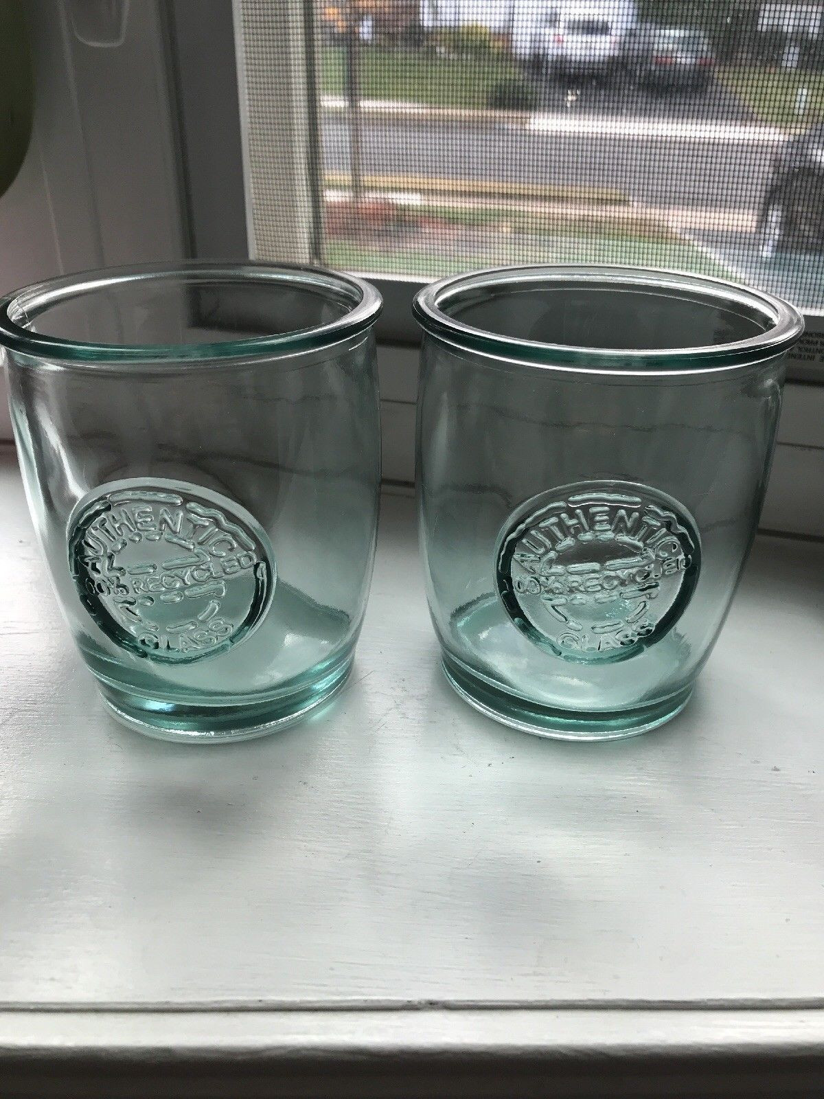 san miguel recycled glass vase of pair of new san miguel 100 recycled glass wine glasses a23 56 inside pair of new san miguel 100 recycled glass wine glasses 1 of 1only 3 available see more