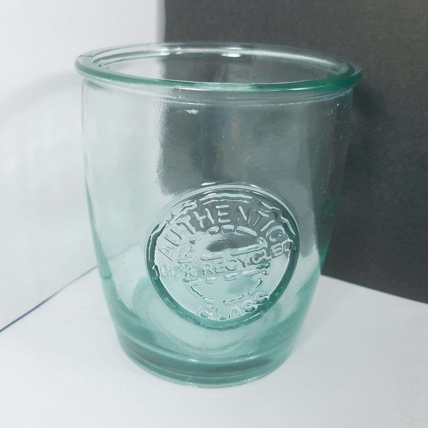 san miguel recycled glass vase of san miguel authentic 100 recycled glass green 10 oz tumbler pertaining to san miguel authentic 100 recycled glass green 10 oz tumbler 1 of 4 see more