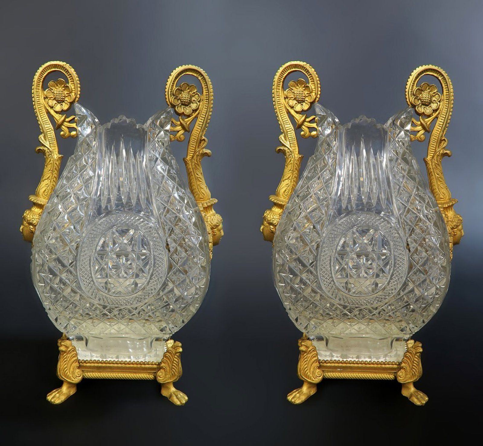 sand art vase of 44 gold and silver vase the weekly world regarding pair of museum quality bronze baccarat crystal vases on