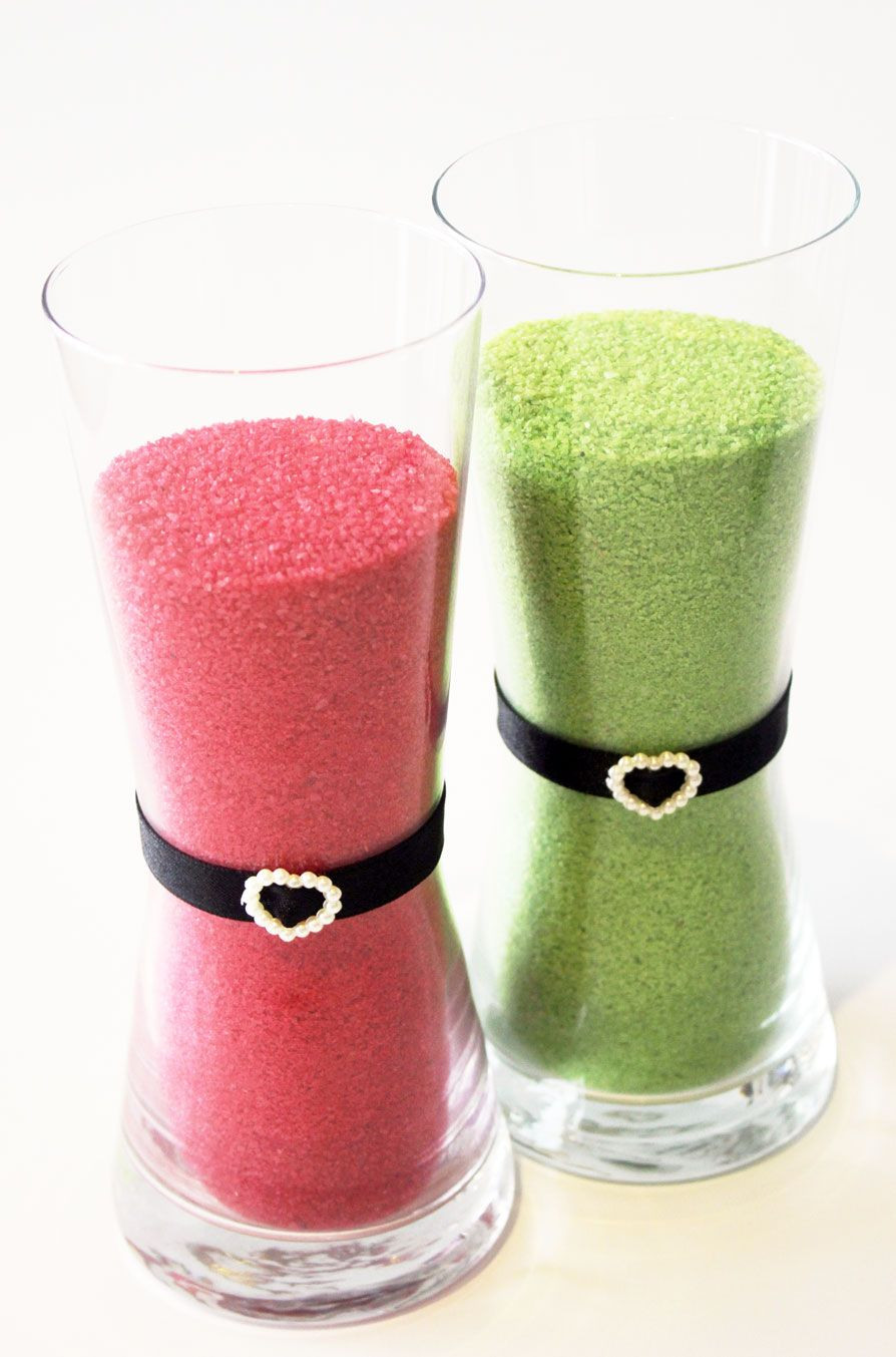 sand ceremony nesting vases of sand ceremony pinterest weddings wedding ceremony ideas and inside our children chose their favourite colours at the time for our family sand