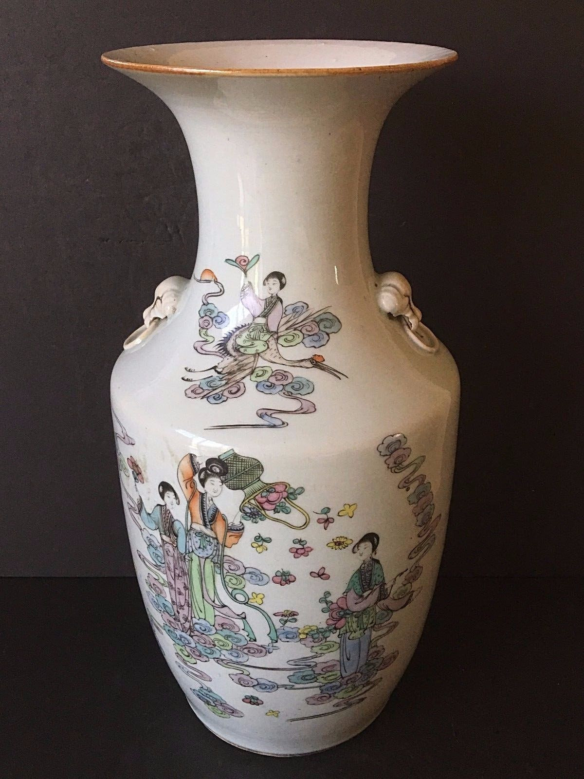 satsuma china vase of large urn vase images antiques gifts wonderful large antique in large urn vase photos antiques gifts chinese antique 19th century large porcelain famille of large urn