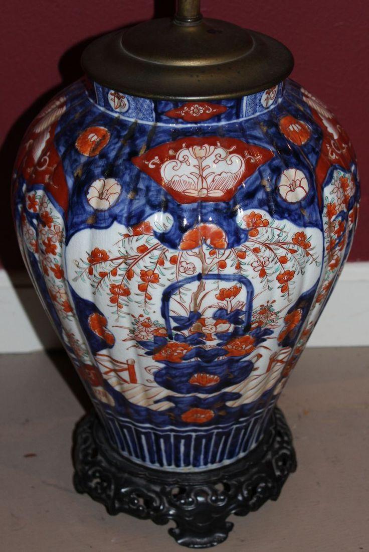 10 Stylish Satsuma Vase Value 2021 free download satsuma vase value of 1475 best porcelain images on pinterest porcelain chinese in late 19th c japanese imari ribbed vase lamp