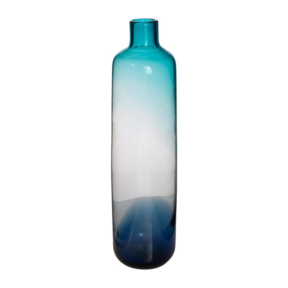 scandinavian bubble glass vase of buy pols potten pill glass vase blue amara intended for next