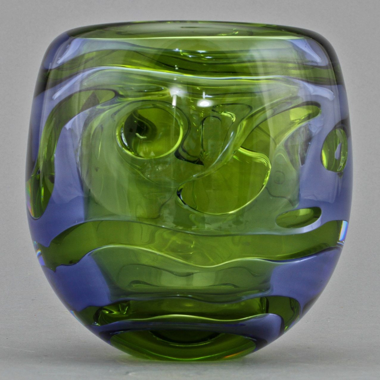 Scandinavian Glass Vase Of Bengt Edenfalk Swedish Thalatta Glass Vase Swedish Pinterest In Bengt Edenfalk Swedish Thalatta Glass Vase