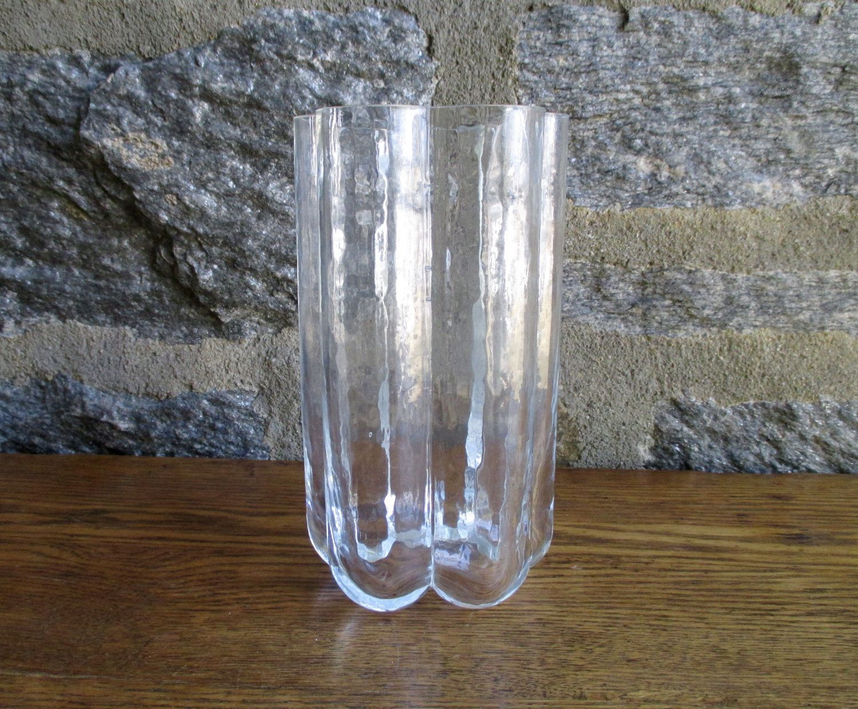 sea glasbruk vase of vintage sea glasbruk pauline vase from the shop pinterest in vintage sea glasbruk pauline vase by thejoeknoxcompany on etsy