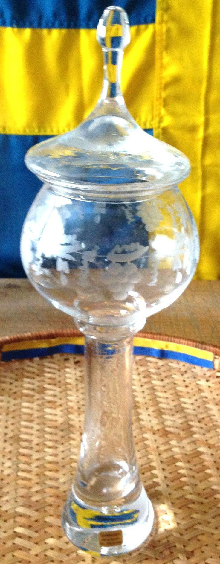 sea of sweden handmade glass vase of 166 best sveretro nu images on pinterest sweden home vintage and inside sweden exquisite large glass crystal vase with lid engraving