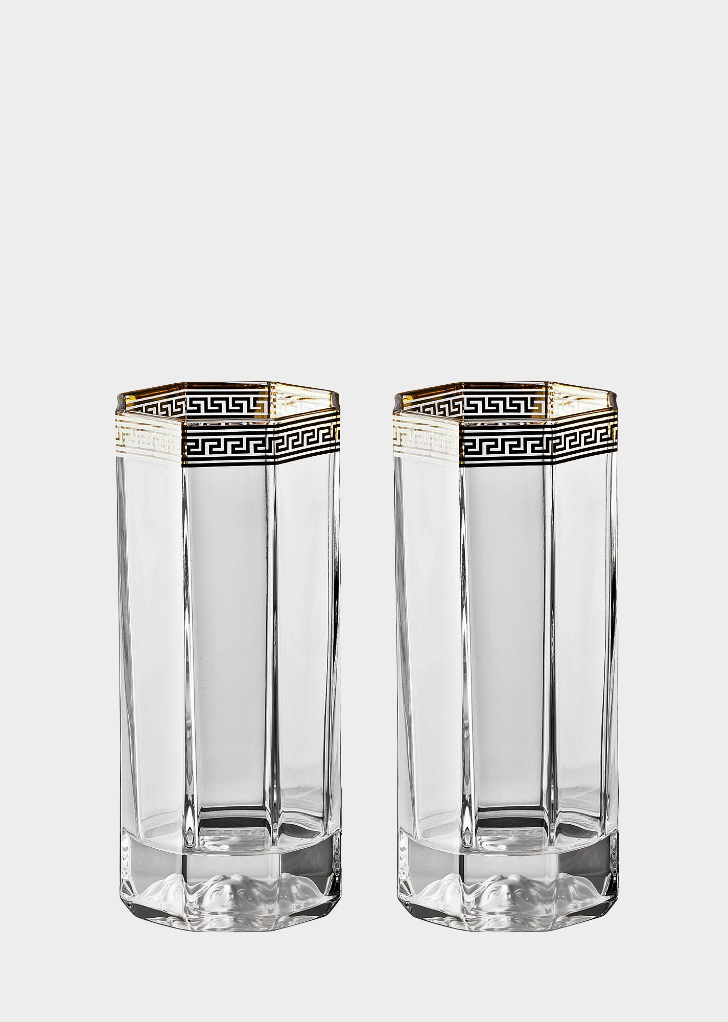 set of 3 glass vases of 21 crystal glass vase the weekly world pertaining to versace home luxury glass crystal