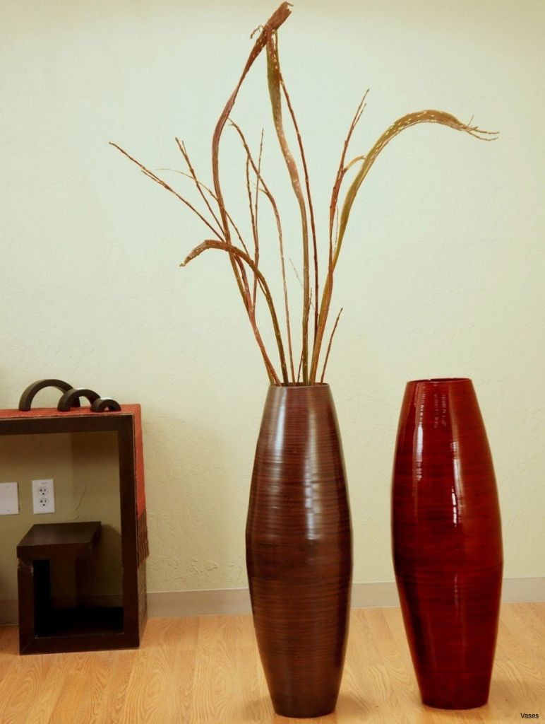 16 Unique Set Of 3 Tall Floor Vases