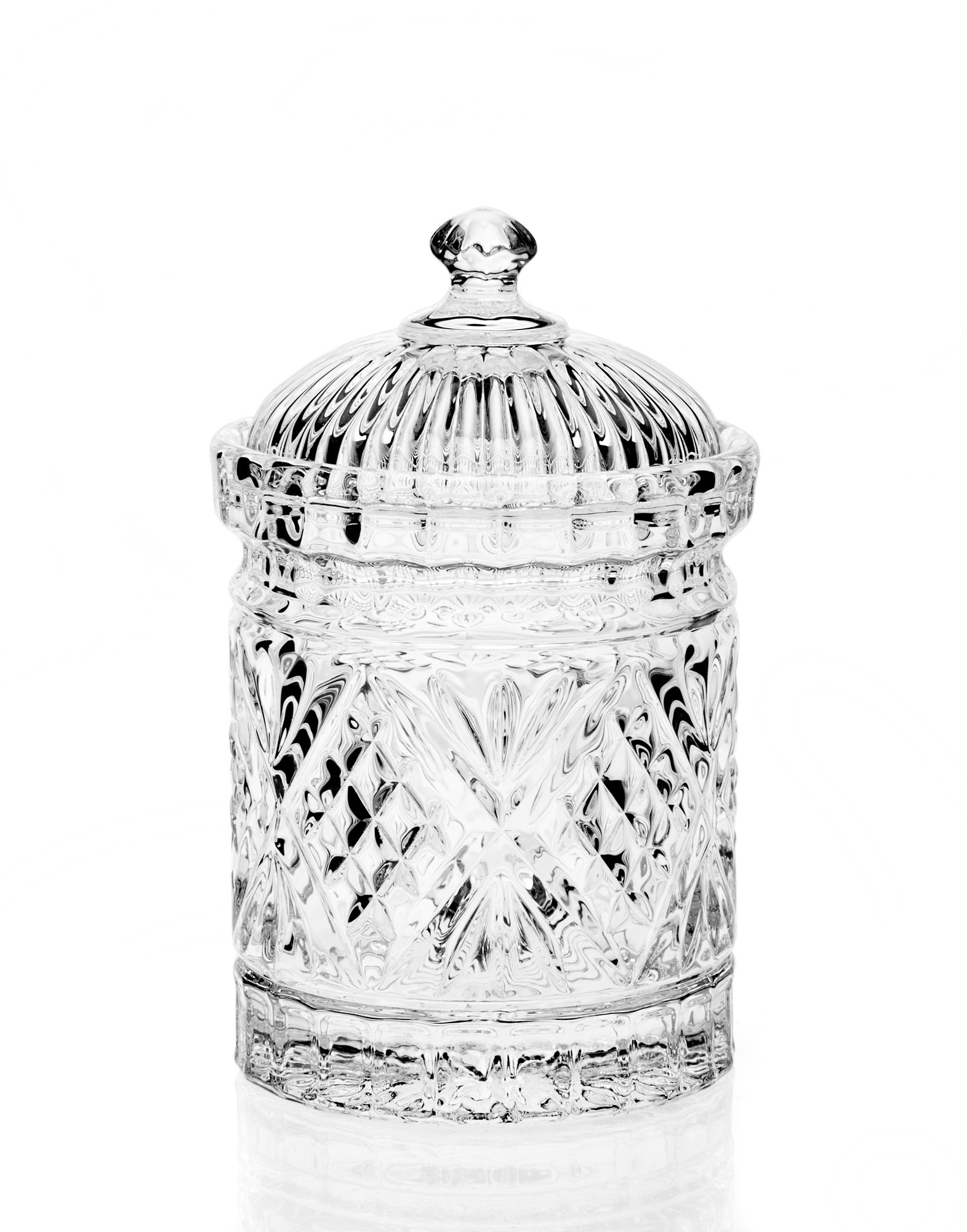 shannon crystal by godinger vase of dublin jam jar with 25931 3