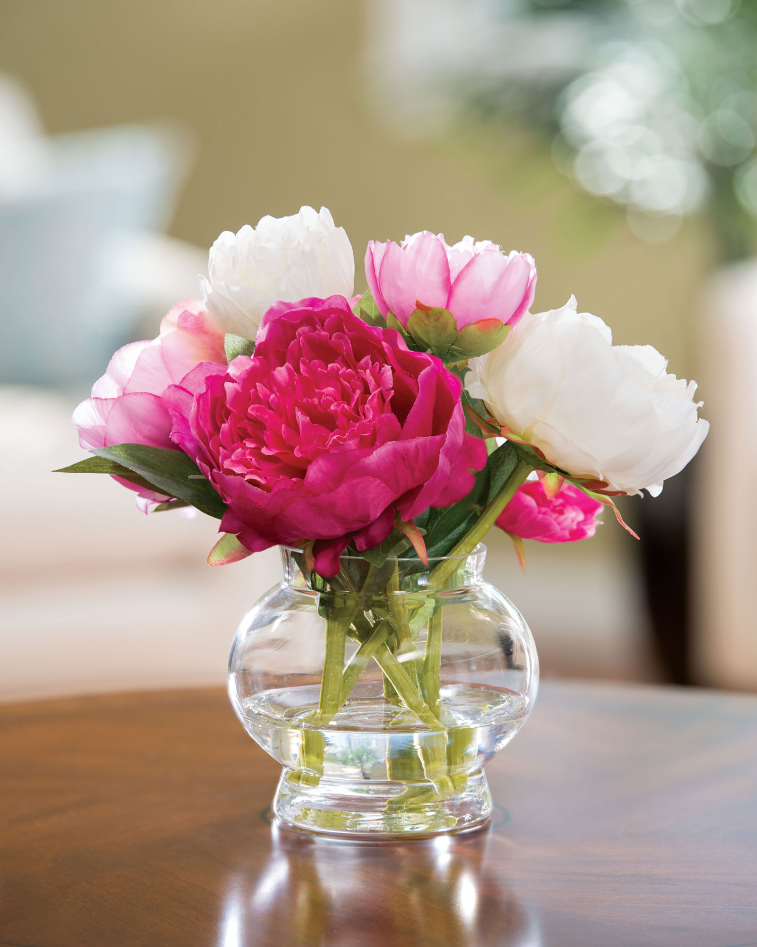 19 Ideal Silk Flowers In Vase with Fake Water