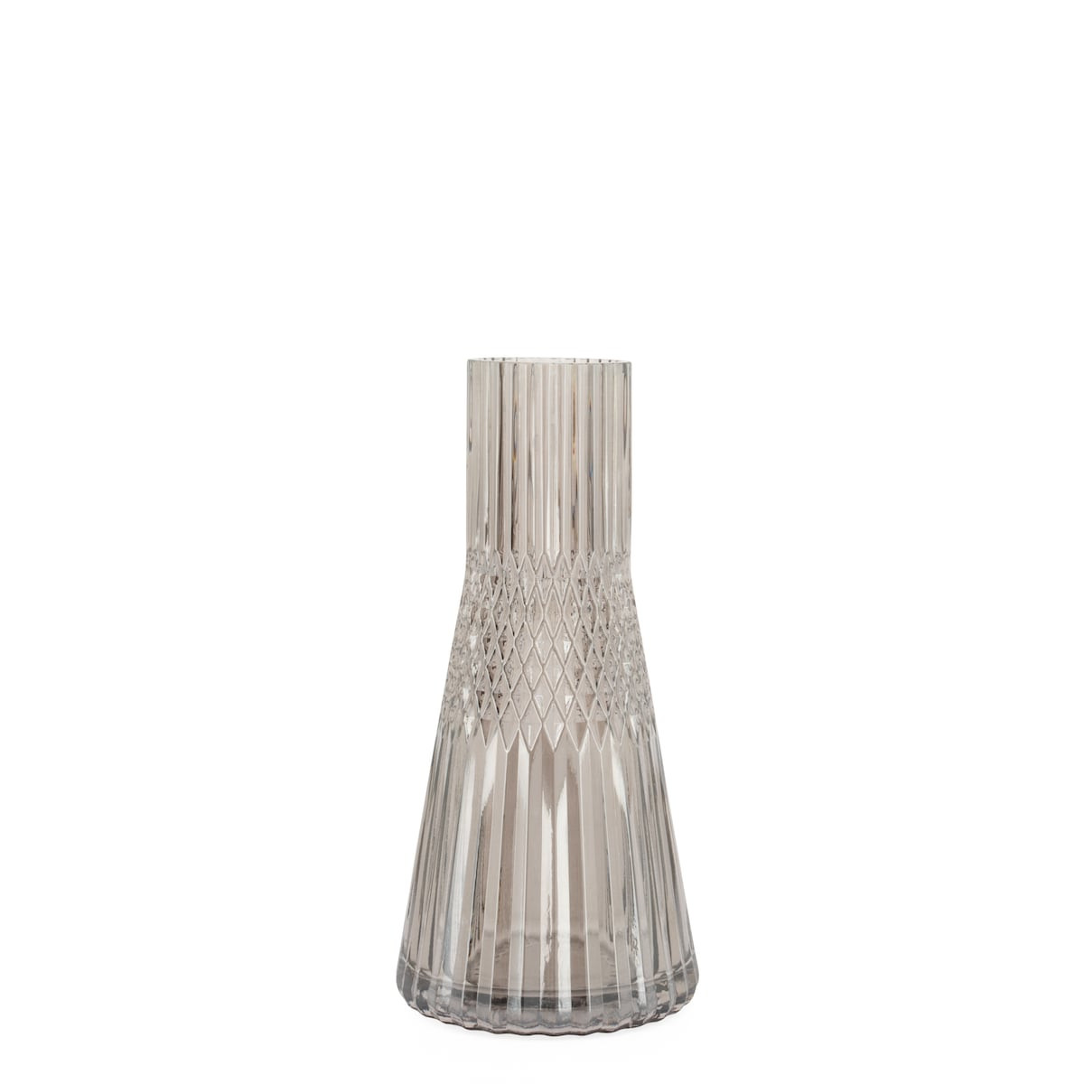 silver hammered metal vase of glass bottle at linen chest in torre tagus bottle shape vase collection