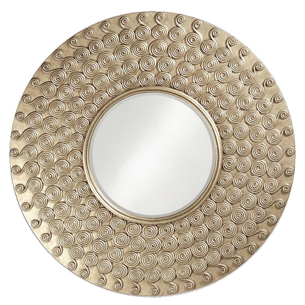 Silver Hammered Metal Vase Of Large Designer Mirror Hre 083 Accent Mirrors for Large Designer Mirror Hre 083