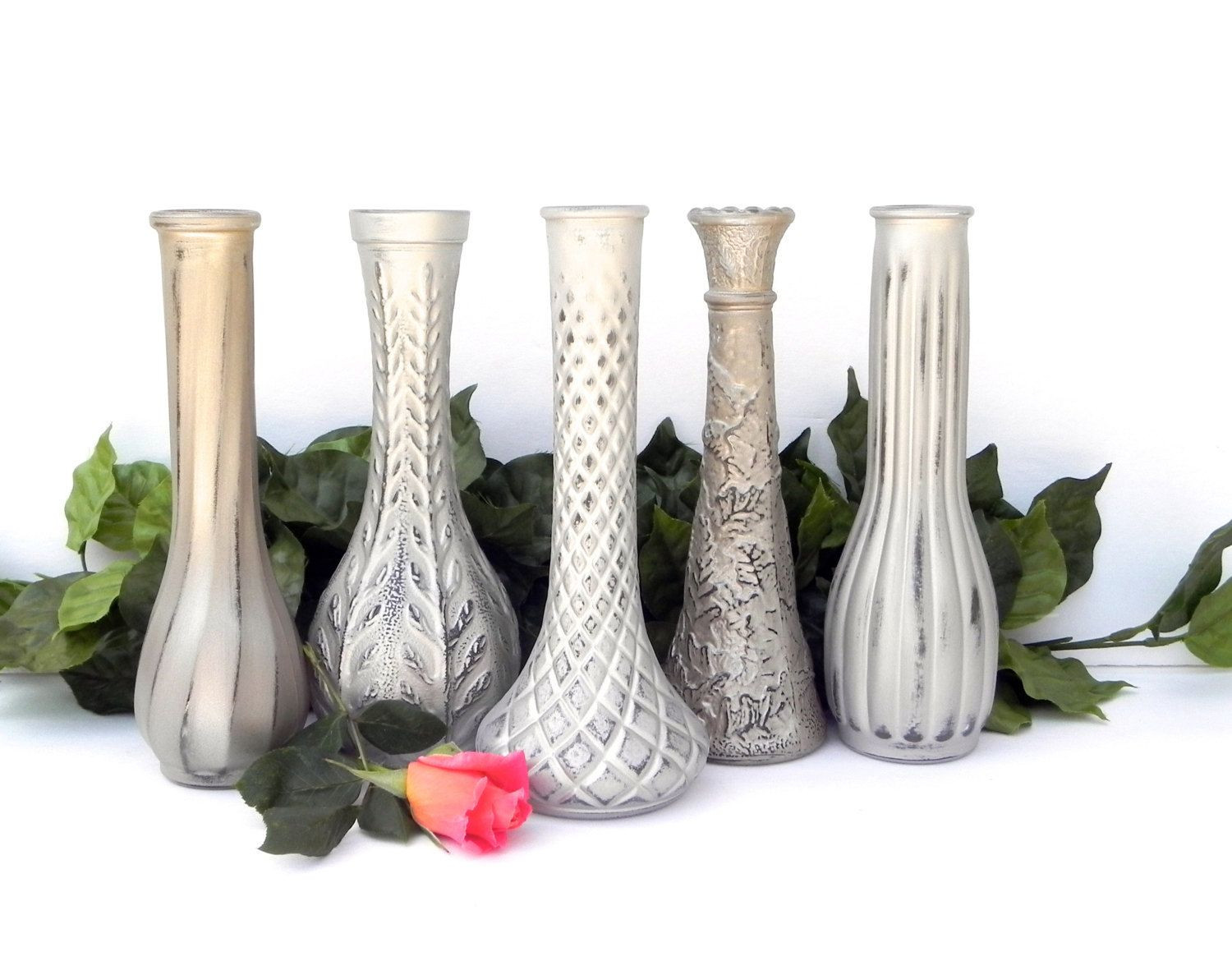 silver vase flower arrangements of silver bud vase pictures wedding flowers wonderful h vases bud vase with regard to silver bud vase photos metallic shabby chic bud vases nickel silver and by glasscastle2 of silver