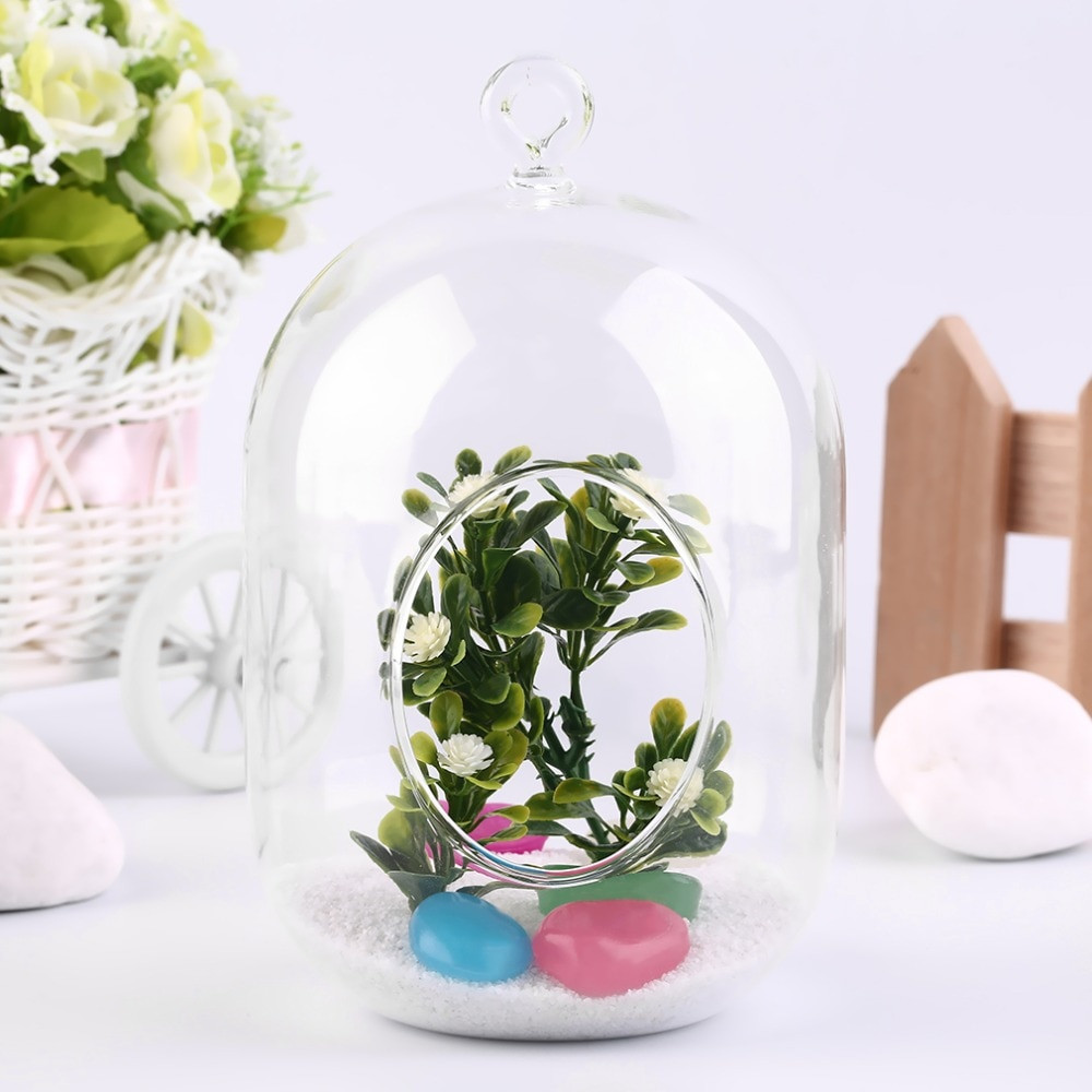 small glass globe vases of 2017 clear glass vase hanging terrarium succulents plant landscape inside 2017 clear glass vase hanging terrarium succulents plant landscape home decor gift beautiflul vase in vases from home garden on aliexpress com alibaba