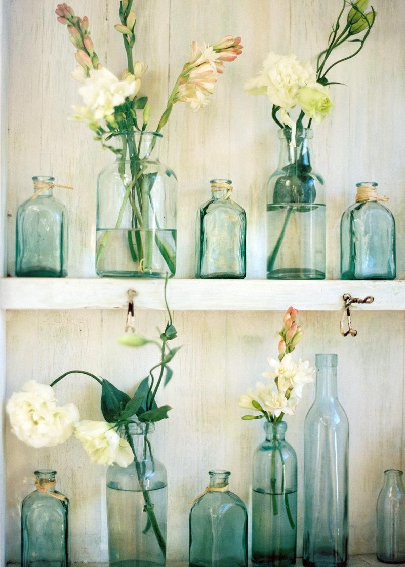 13 Best Small Glass Milk Bottle Vases