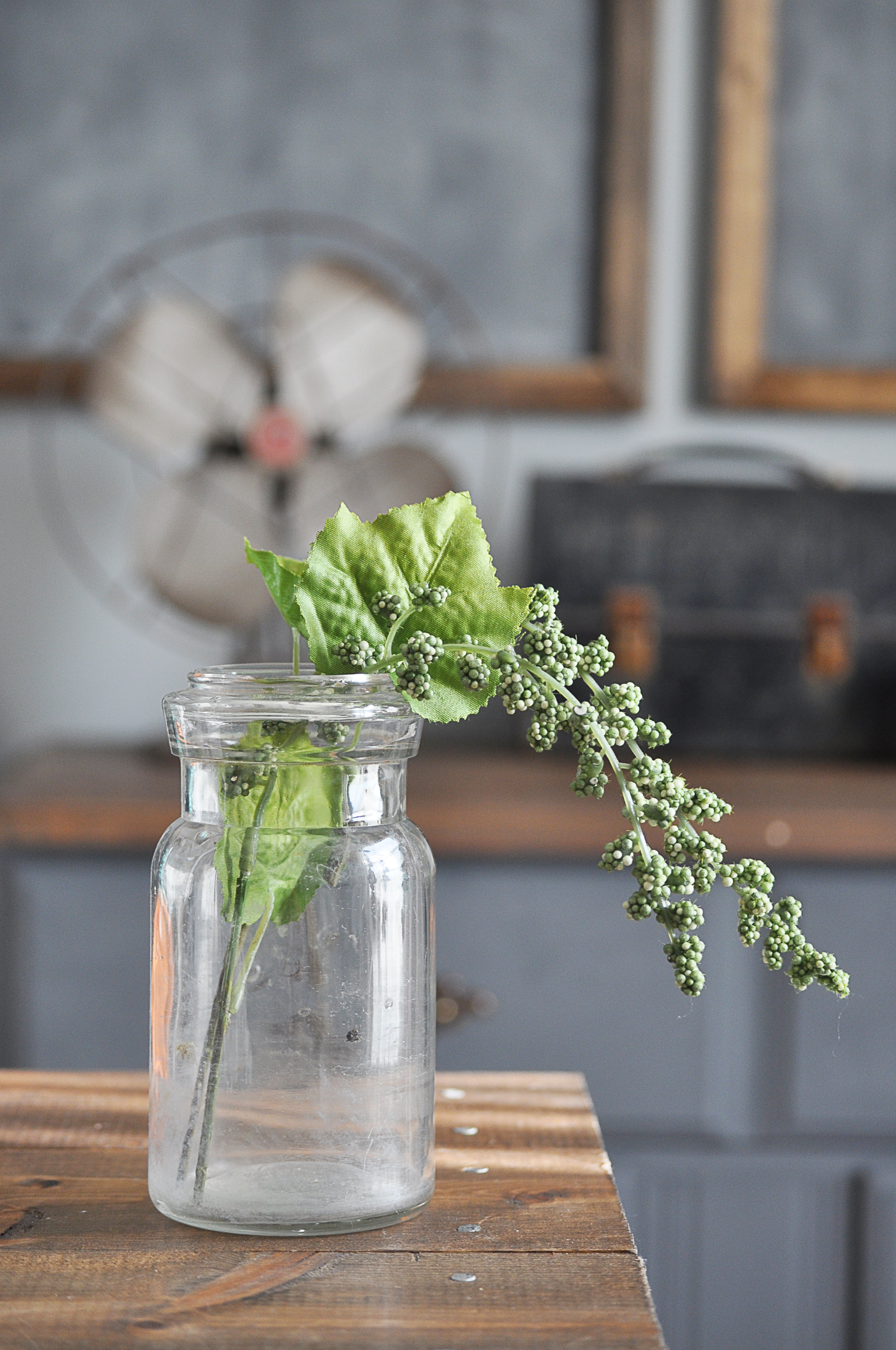 small glass vases michaels of how to decorate with faux greenery little glass jar within how to decorate with faux greenery via little glass jar