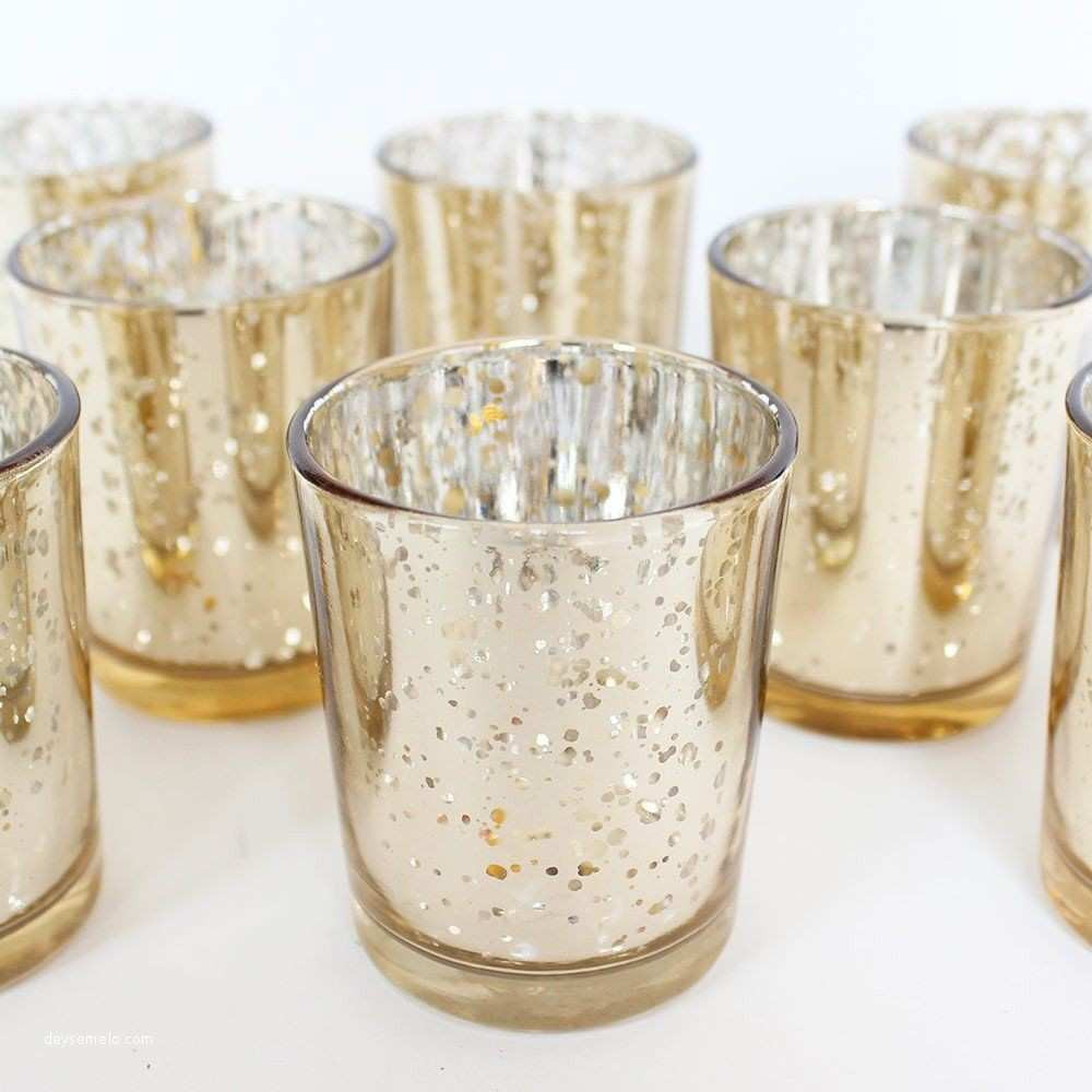 small vintage glass vases of unique gold mercury glass vases bogekompresorturkiye com pertaining to gold mercury glass vases lovely neutral gold tealight holders 53 cm tall gold candle holder of