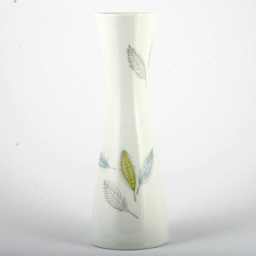 Small Vintage Glass Vases Of Vintage Colored Glass Vase Stock Rosenthal China Vase Bunte Blatter within Vintage Colored Glass Vase Stock Rosenthal China Vase Bunte Blatter Colored Leaves Vintage Mid Of Vintage