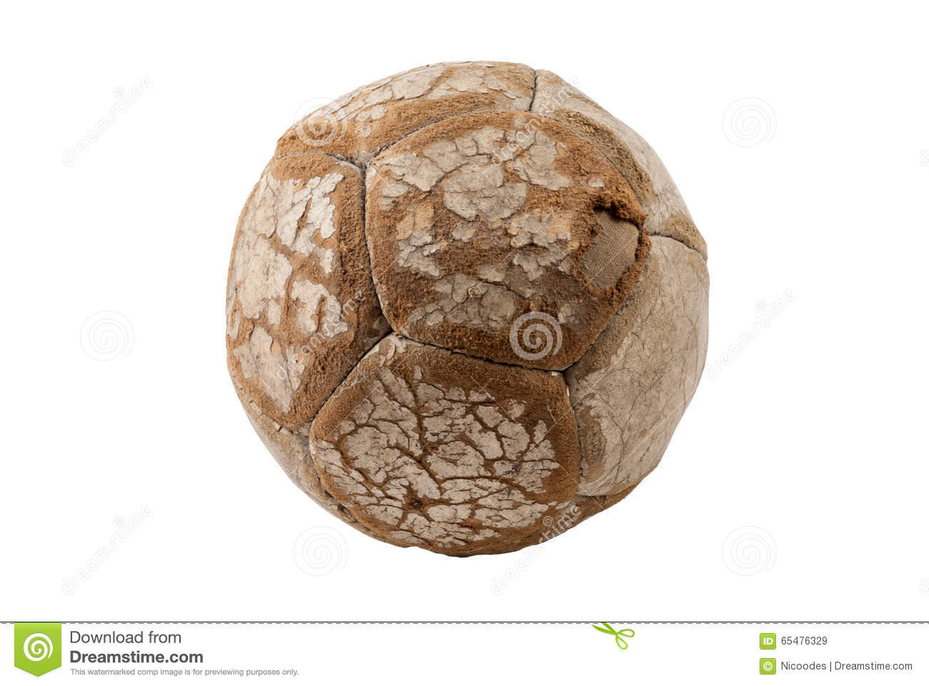 Soccer Ball Flower Vases Of Small Old Worn Leather soccer Ball isolated Stock Image Image Of Throughout Small Old Worn Leather soccer Ball isolated