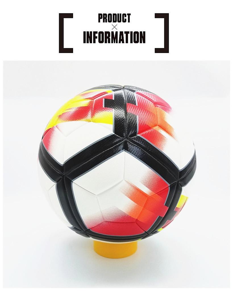 Soccer Ball Vase Of 2018 Premier Pu Football soccer Ball Anti Slip Match Team Training In Specificationsize 5 Football