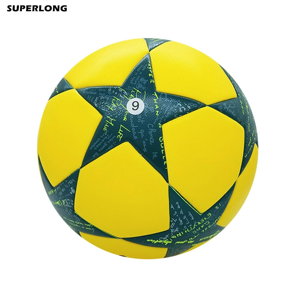 Soccer Ball Vase Of High Quality Classic Champion League Official Size 5 Football Ball for 2016 2017 Season Champion League Size 5 Football Ball Seamless Pu Material Anti Slip