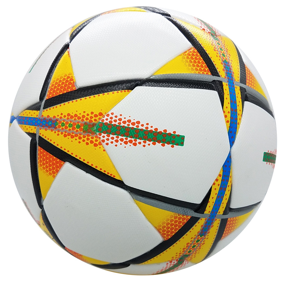 Soccer Ball Vase Of High Quality Classic Champion League Official Size 5 Football Ball within High Quality Classic Champion League Official Size 5 Football Ball Seamless Pu soccer Ball Competition Train Durable Football In soccers From Sports
