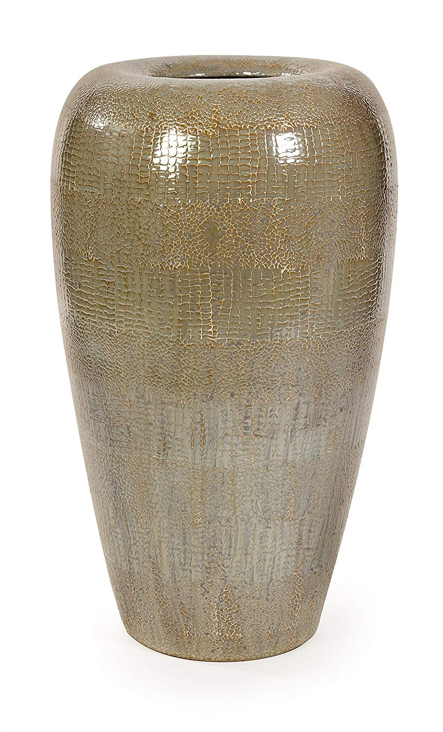 spun bamboo vase of amazon com imax 1537 tiago tall floor vase home kitchen intended for 91kbe4xfiil sl1500