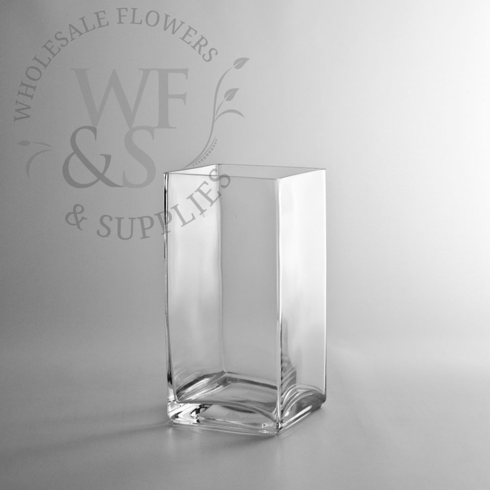 15 Fantastic Square Glass Block Vases