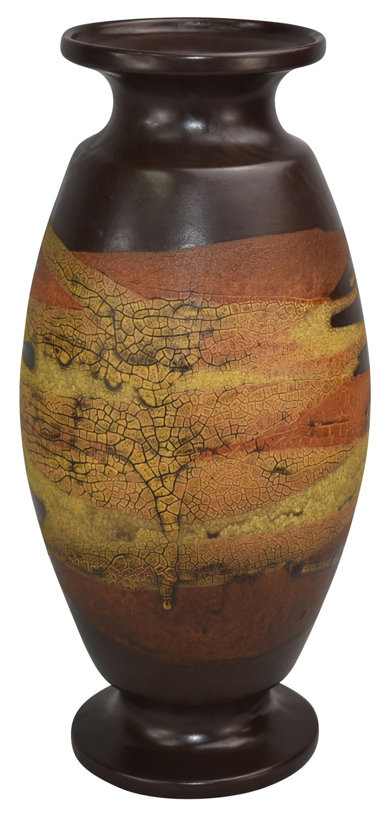 stangl pottery vase of just art pottery from just art pottery throughout haeger pottery brown earth wrap vase shape 4142