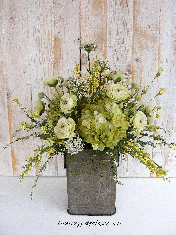 Stay In the Vase Cemetery Flowers Of 20 Beautiful Silk Flowers for Grave Vases Bogekompresorturkiye Com Throughout Silk Flowers Green Hydrangea Arrangement Farmhouse Metal Decor Scheme Silk Flower Arrangements for Dining Room