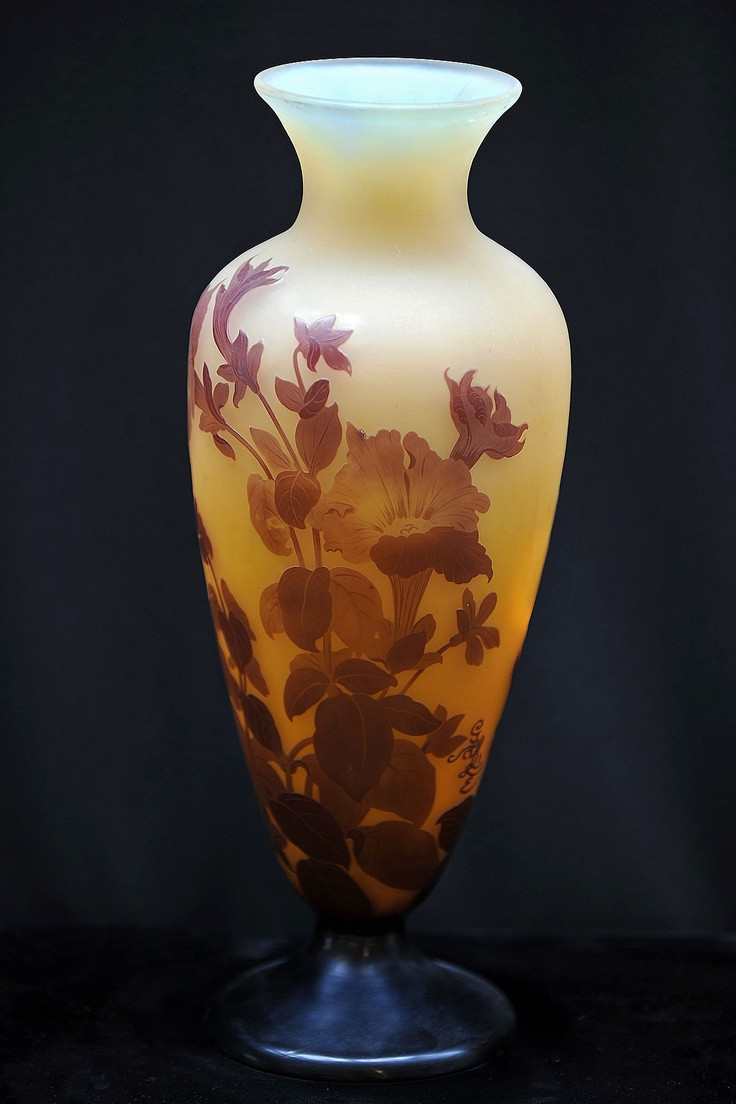 steuben aurene vase of 35 best art glass images on pinterest silver coins iridescent and in galle footed cameo vase 5250