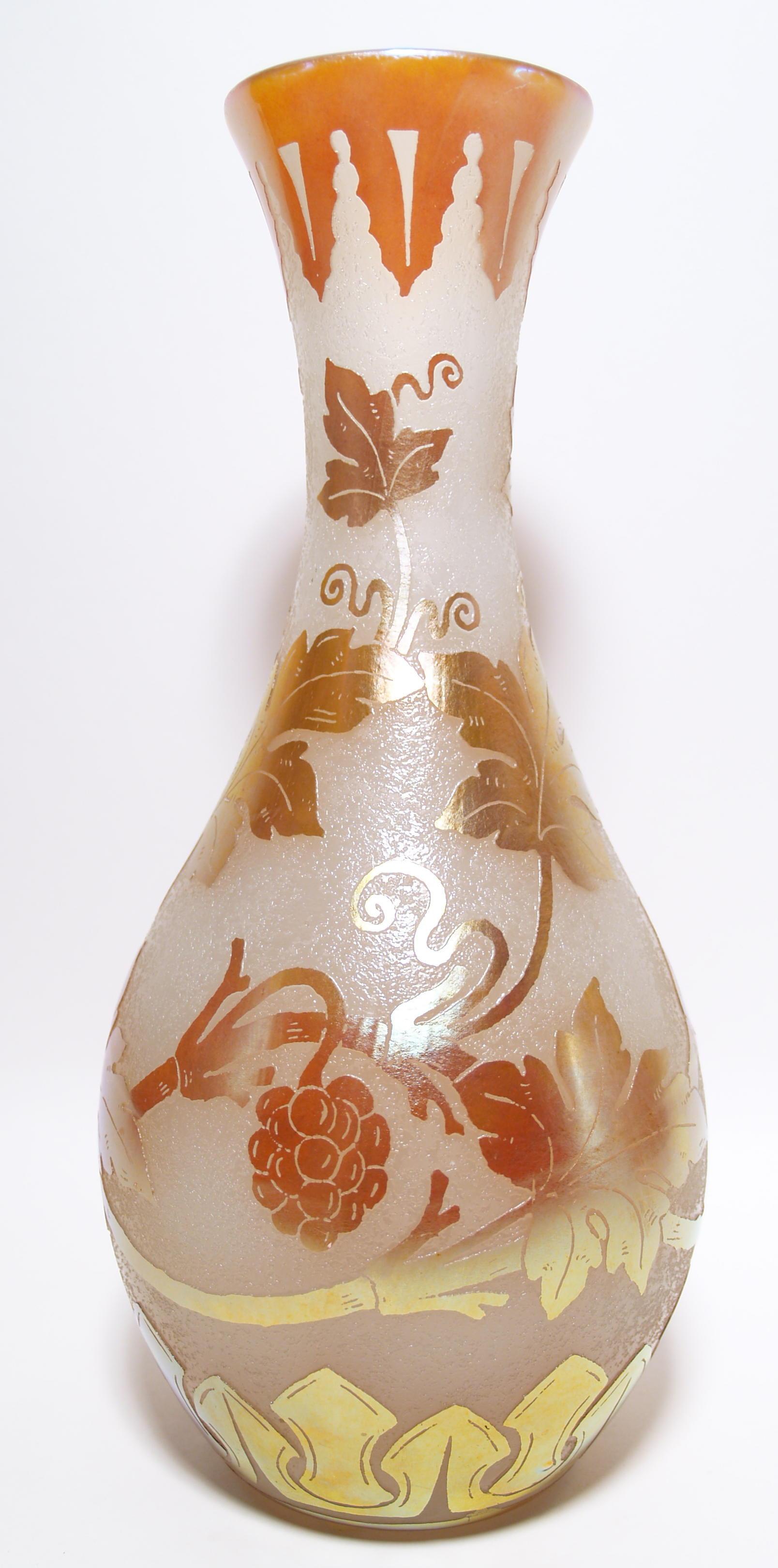 steuben aurene vase of carder steuben club shape index results with carder steuben vase 6390