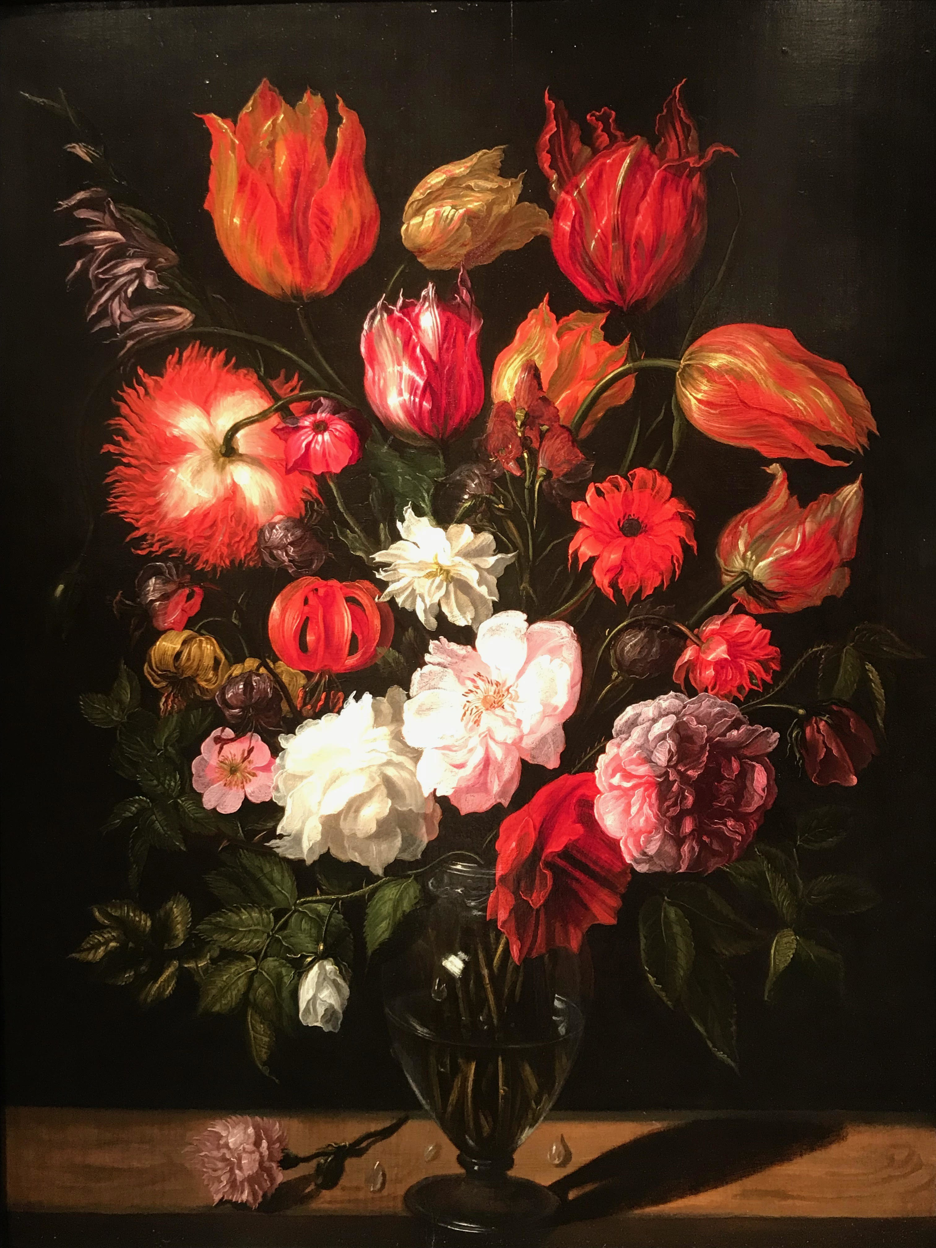 still life vase of flowers of tefaf maastricht is in full bloom photos architectural digest with steigrad