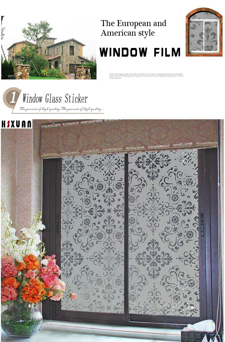 """suction cup window vase of a§e• e""""a¨sunscreen decorative window film 92x100cm flowers frosted with regard to 1 our products can be shipped around the world the united states russia israel ukraine france canada australia britain norway saudi arabia andso"""