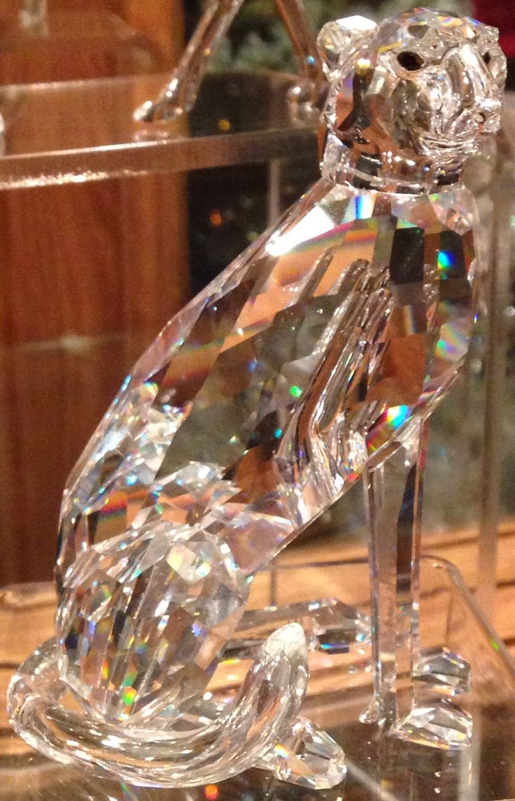 swarovski vases sale of 348 best figura de cristal images on pinterest christmas wrapping inside swarovski cheetah from my collection