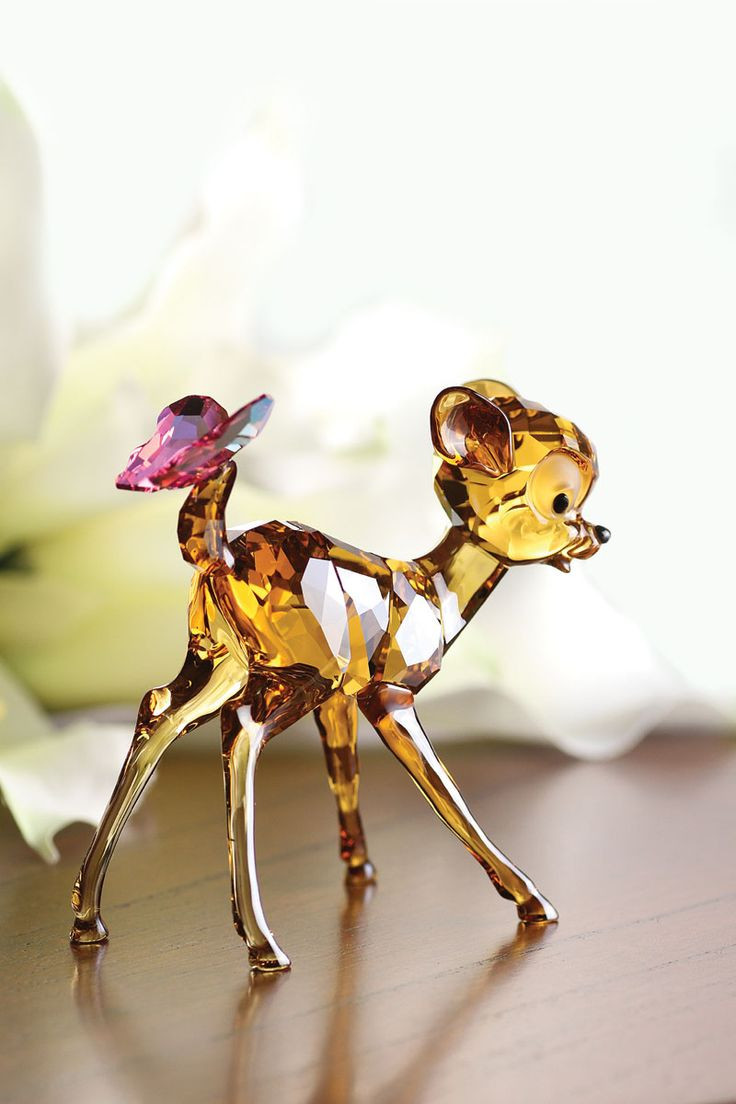 swarovski vases sale of 8 best art glass wear misc decor images on pinterest intended for swarovski disney bambi