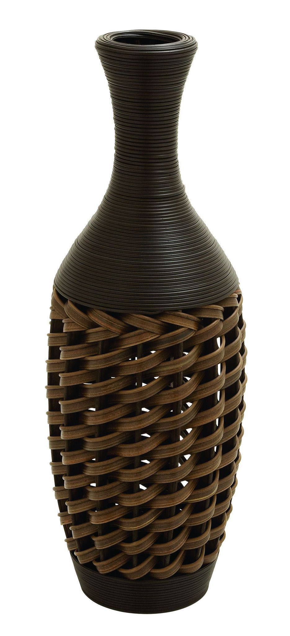 tall brown floor vases of 32 tall brown woven decorative floor vase african jungle safari pertaining to 32 tall brown woven decorative floor vase african jungle safari decor products jungles and decor
