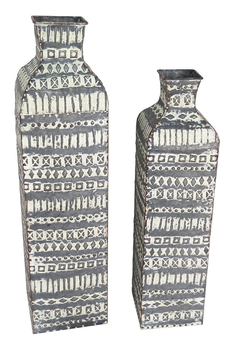 tall chinese floor vases of braxton 2 piece floor vase set reviews joss main with regard to braxton 2 piece floor vase set