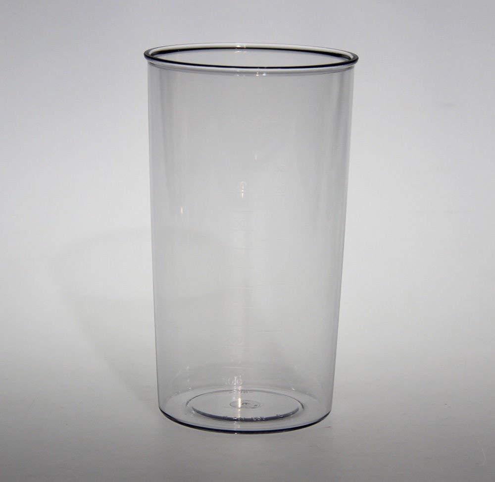 tall clear plastic vases of braun beaker 500 ml transparent mr5000 amazon co uk kitchen home inside 510jsriwzsl sl1000