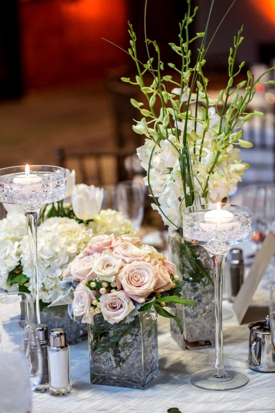 21 Wonderful Tall Cylinder Vases for Wedding Centerpieces