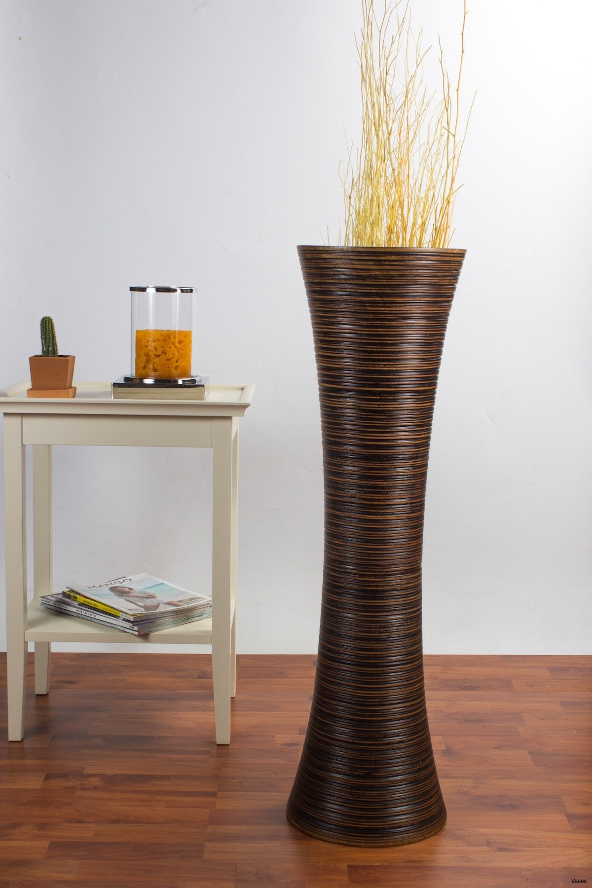 tall floor vases contemporary of tall floor vase collection tall floor vases contemporary design intended for tall floor vase collection decorative floor vases fresh d dkbrw 5749 1h vases tall brown i
