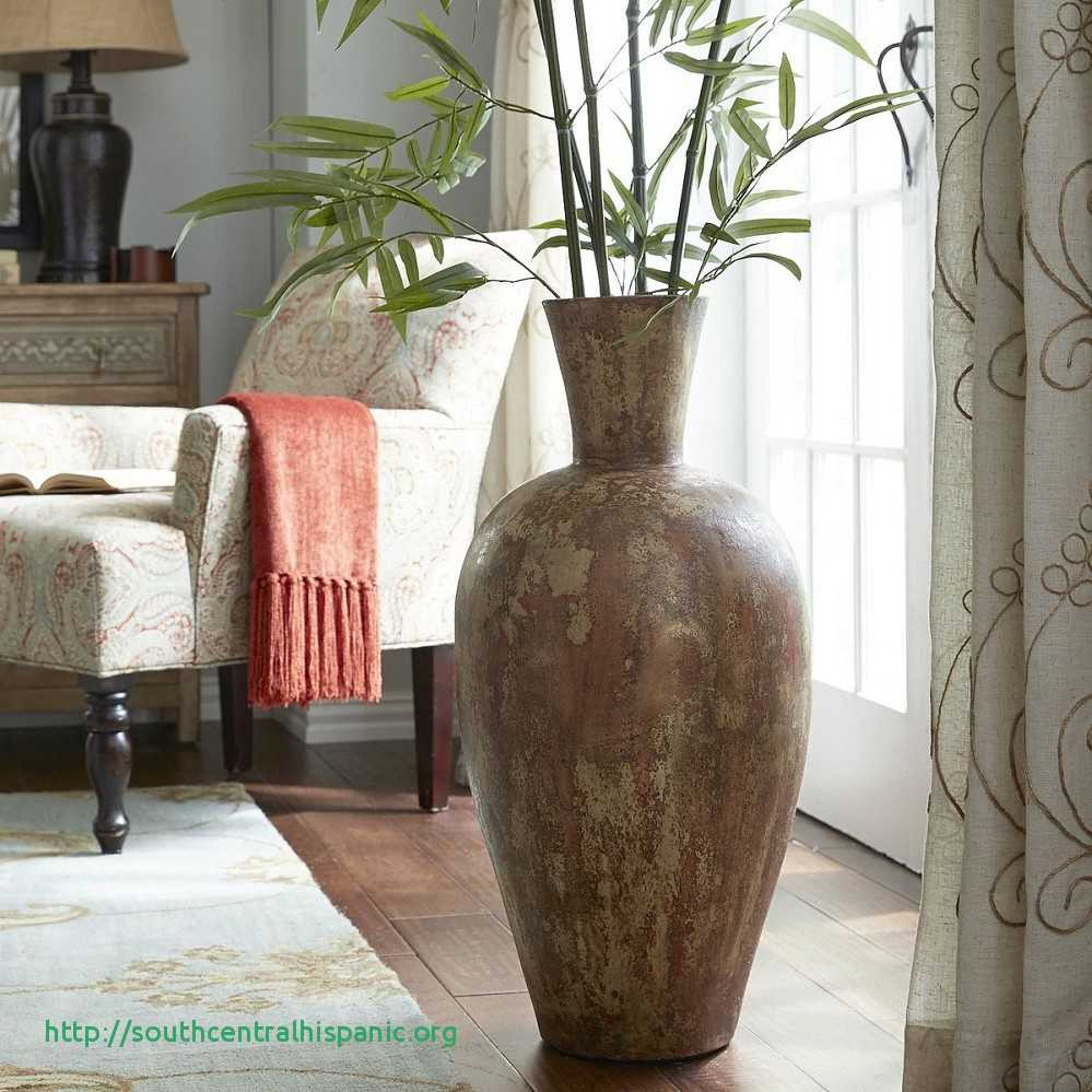 13 attractive Tall Floor Vases with Artificial Flowers