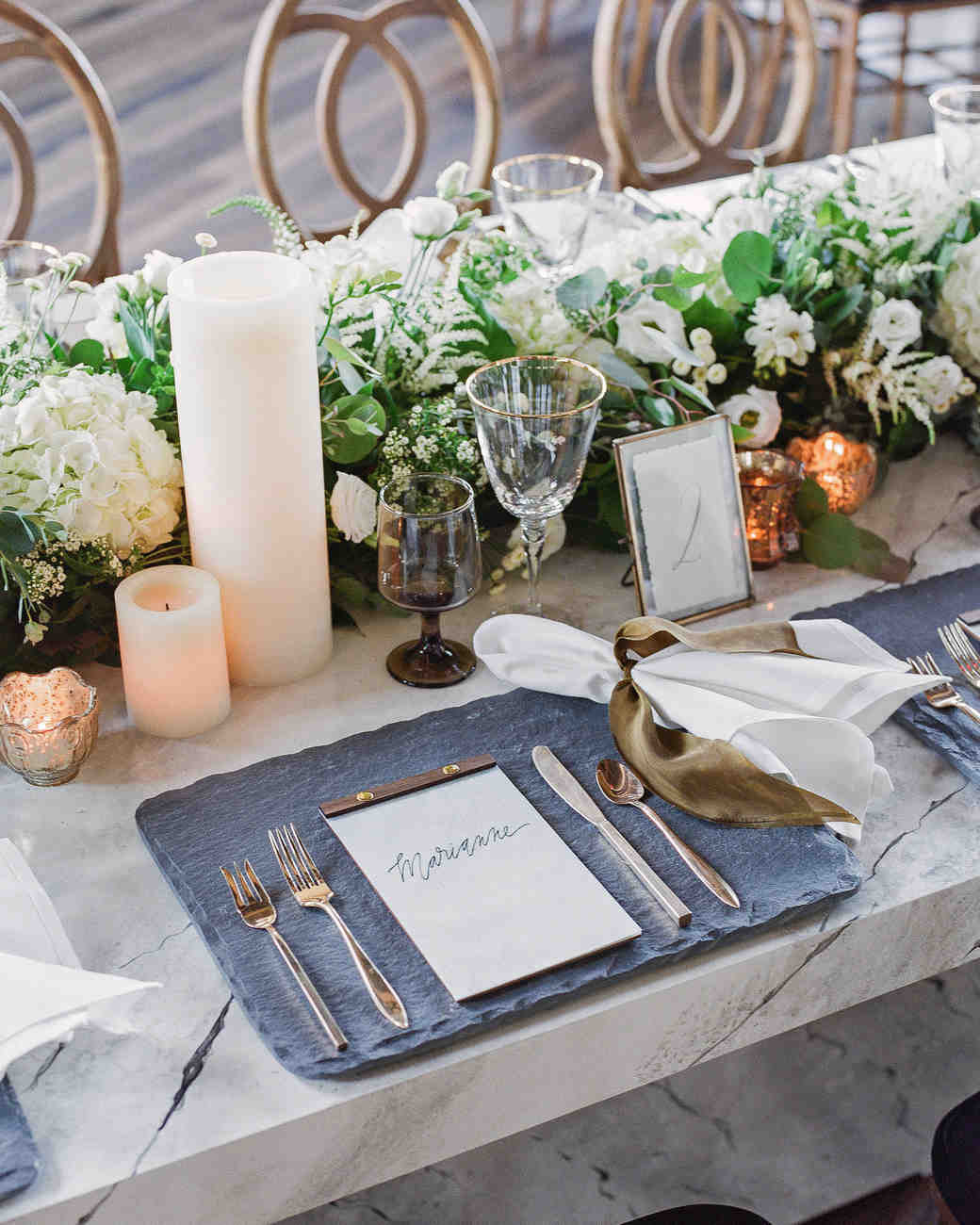tall fluted vases of 79 white wedding centerpieces martha stewart weddings throughout wedding flowers candle centerpiece
