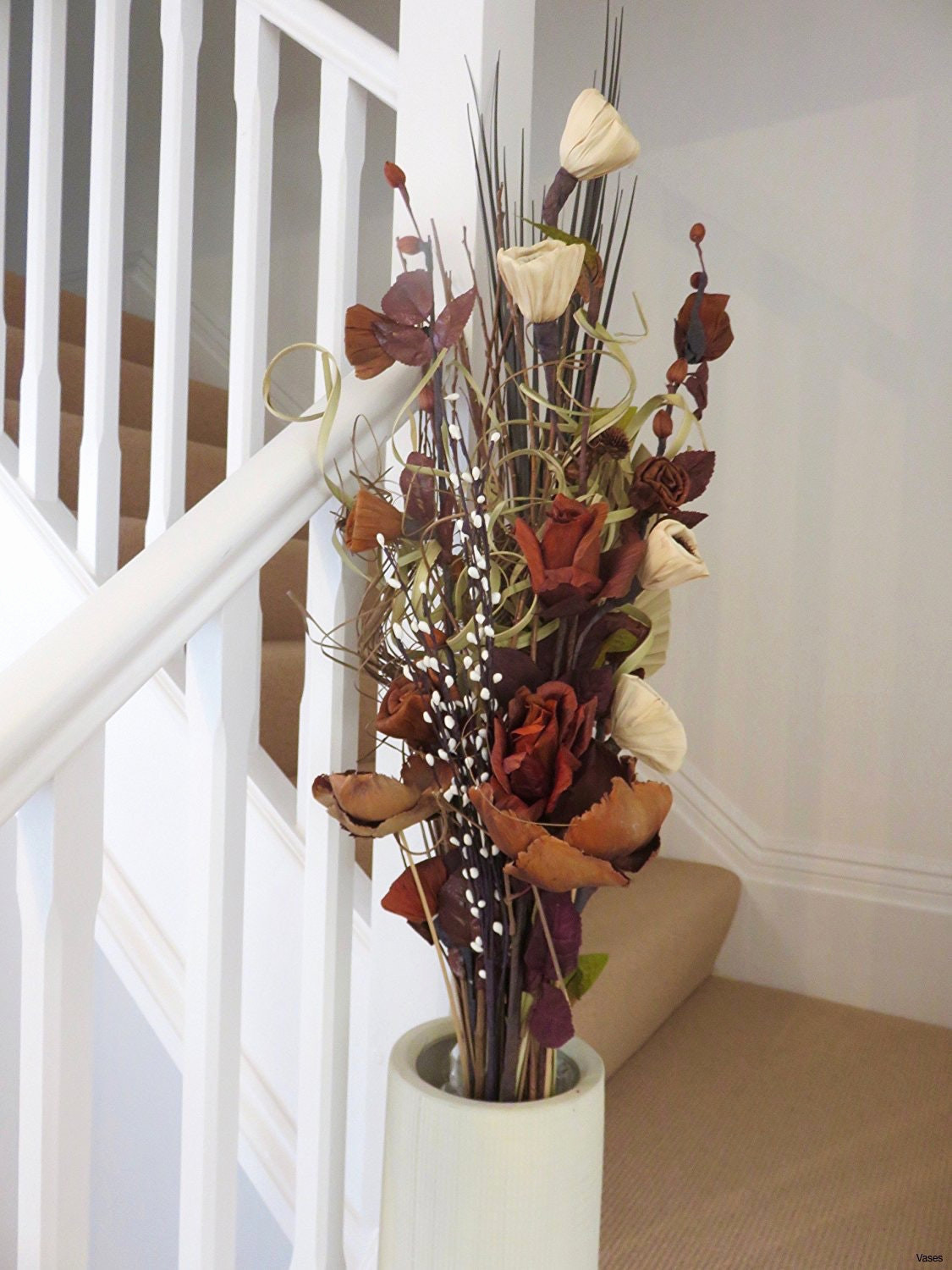19 attractive Tall Glass Floral Vases