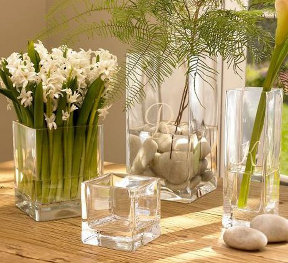 tall glass wedding vases of wedding centerpieces with square vases www topsimages com for good picture of white wedding table design and decoration using jpg 945x863 wedding centerpieces with square