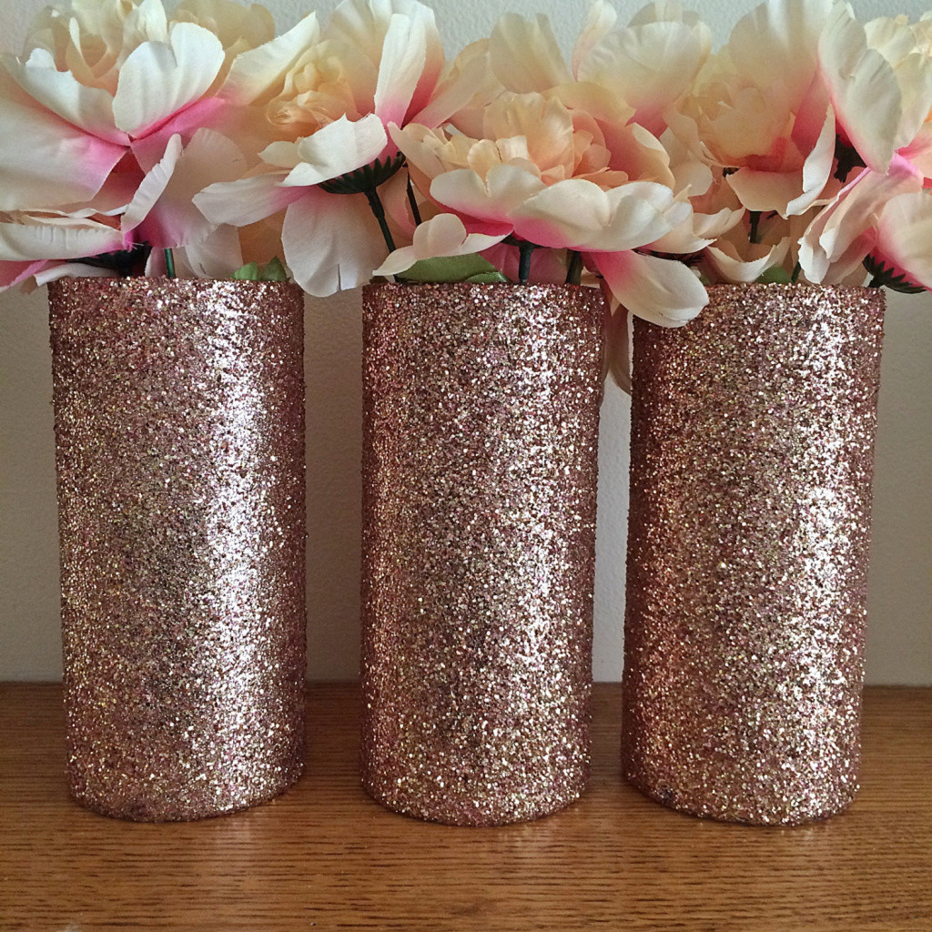11 Stylish Tall Rose Gold Vases