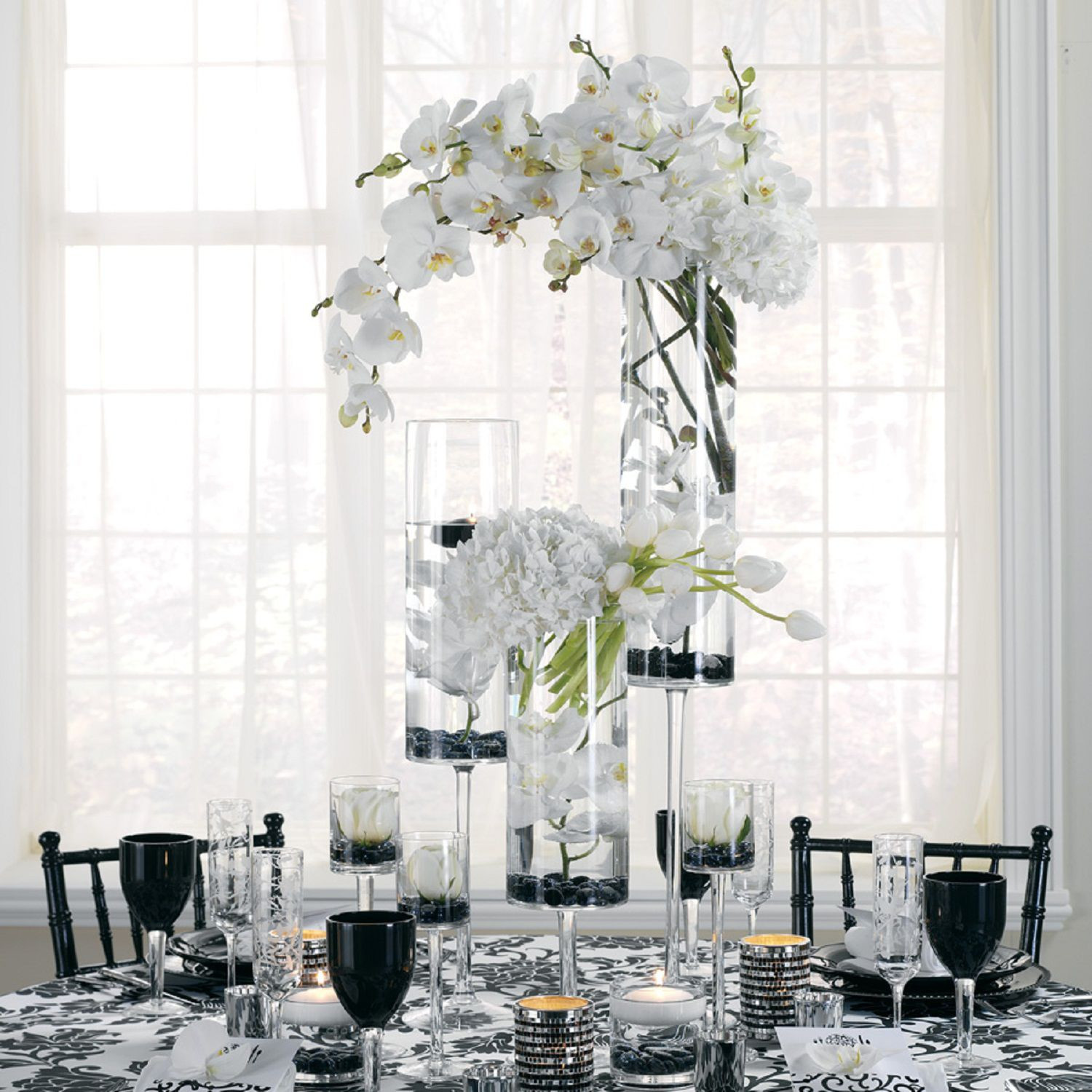 tall silver vases for wedding centerpieces of tall vase white flower arrangements flowers healthy throughout prepossessing long vase flower arrangement designs home accessories luxury ideas